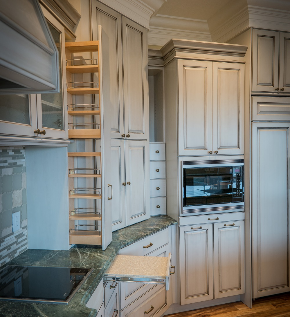 Custom Cabinets for Kitchens & Bathrooms by Pinnacle Cabinet