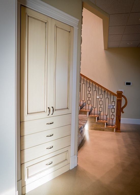 Closets And Storage Pinnacle Cabinet Amp Millwork